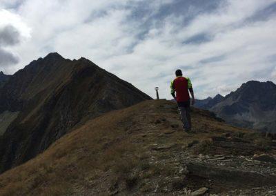 Cresta Mont Blanc