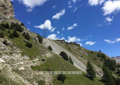 Salita alle Miniere di Colonna