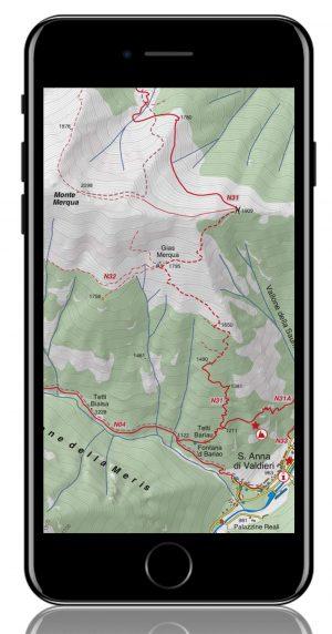 15-mappa-digitale-escursionismo-Valle-Gesso-Parco-Naturale-delle-Alpi-Marittime