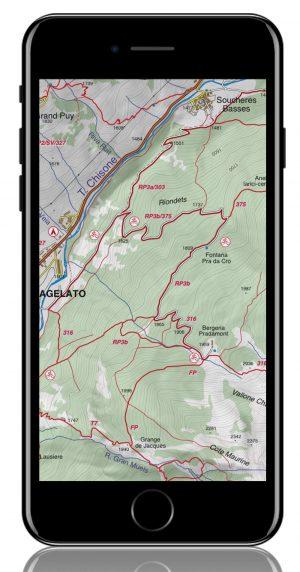 2-mappa-digitale-escursionismo-Alta-Valle-Susa-Alta-Val-Chisone