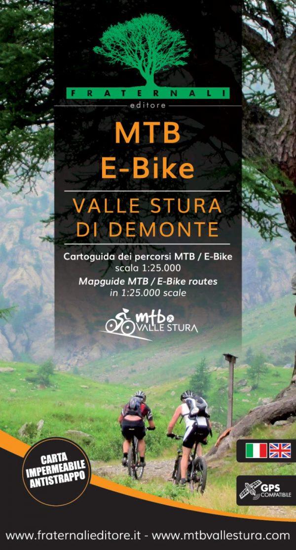 mappa-escursionismo-mountain-bike-MTB-e-bike-valle-stura-di-demonte-copertina