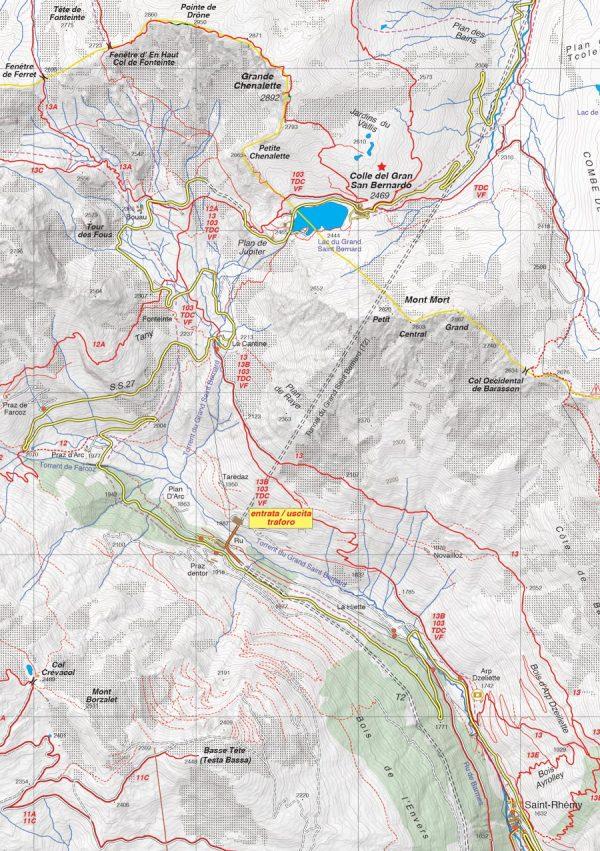 30--ESTRATTO-mappa-escursionismo-Gran-San-Bernardo,-Valle-di-Ollomont,-Mont-Fallere,-Aosta---Valle-Centrale