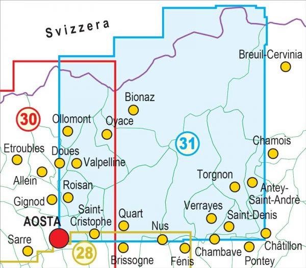 31-QUADRO-UNIONE-mappa-escursionismo-Valpelline,-Saint-Barthelemy,-Aosta---Valle-Centrale