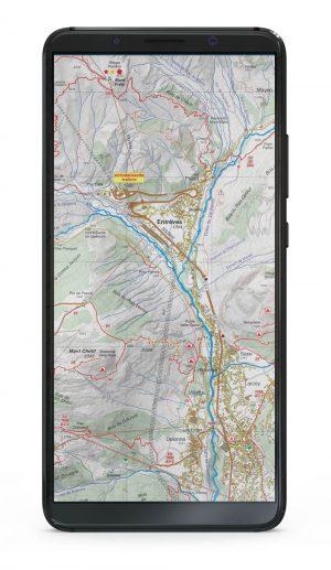 29-mappa-DIGITALE escursionismo-Monte-Bianco-Courmayeur-Chamonix-La-Thuile