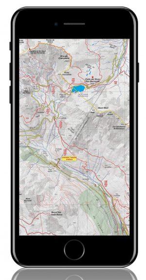 30-ESTRATTO-mappa-escursionismo-Gran-San-Bernardo,-Valle-di-Ollomont,-Mont-Fallere,-Aosta-Valle-Centrale