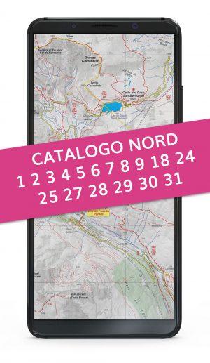 mappa-ESCURSIONISMO-digitale-fraternali-editore-CATALOGO-NORD 2020